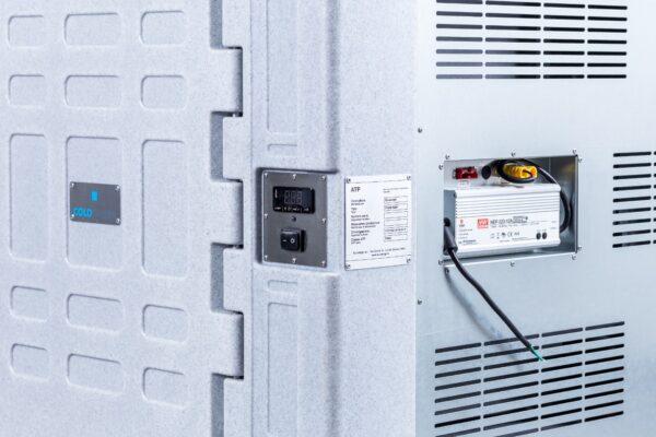F0330 power supply dett